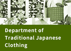 Department of Traditional Japanese Clothing