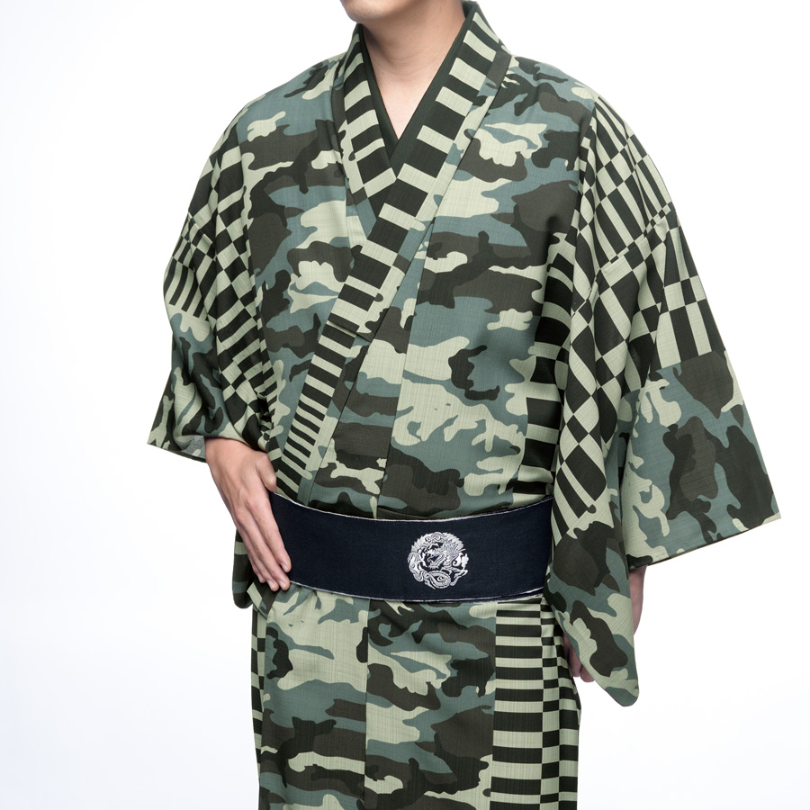 隼(しゅん) JUNKO KOSHINOゆかた